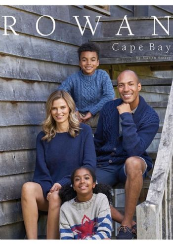 Cape Bay by  Martin Storey  KNITTING PATTERN BOOK